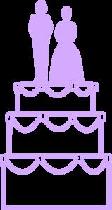 Purple Cake Clipart : Purple Cake Clip Art at Clker.com - vector clip art online ...
