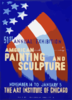 51st Annual Exhibition - American Painting And Sculpture - The Art Institute Of Chicago  / Galic. Clip Art