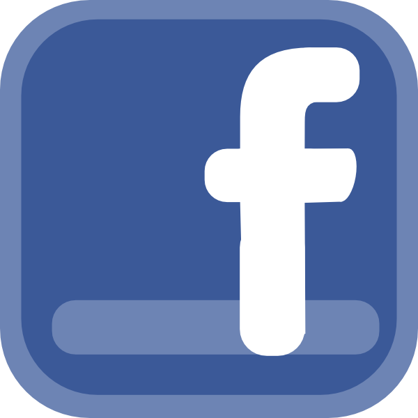 facebook icon clip art at clker com vector clip art online rh clker com clipart facebook logo