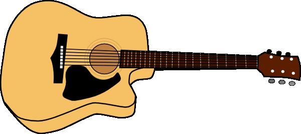 acoustic guitar picture clip art at clker com vector clip art rh clker com acoustic guitar clip art acoustic guitars clipart images