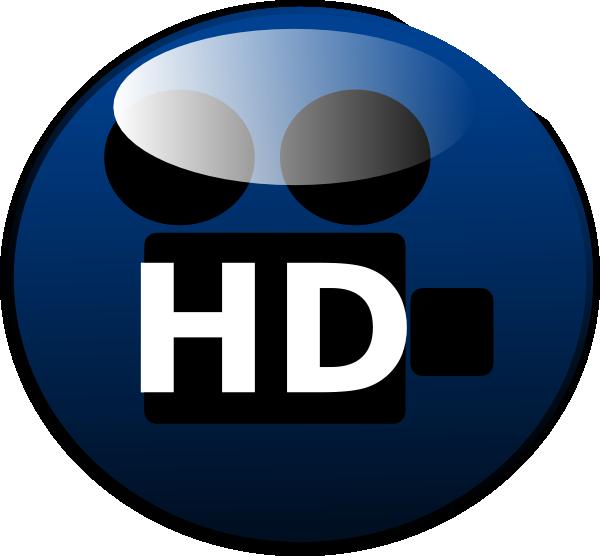 Hd Video Bold Clip Art At Clkercom Vector
