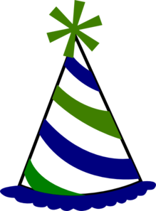 Birthday Hat Clip Art
