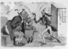 Taking Physick, Or, The News Of Shooting The King Of Sweden Clip Art