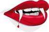 Vampire Canines Clip Art