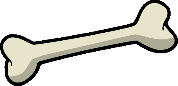 dog bone clipart - photo #8