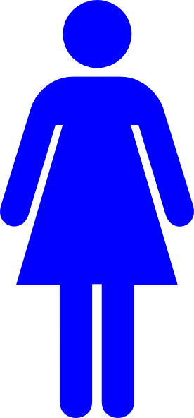 clipart ladies toilet - photo #34