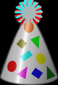 birthday hat clip art at clker com vector clip art online royalty rh clker com free clipart birthday hat red hat birthday clipart