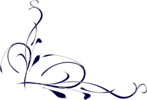Swirl Blue Clip Art At Clker Com Vector Clip Art Online Royalty