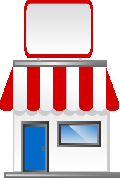 Shop Blank Sign Clip Art At Clker Com Vector Clip Art