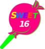 Lollipop Clip Art