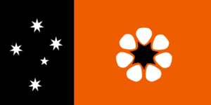 Flag Of Australian Northern Territory Clip Art