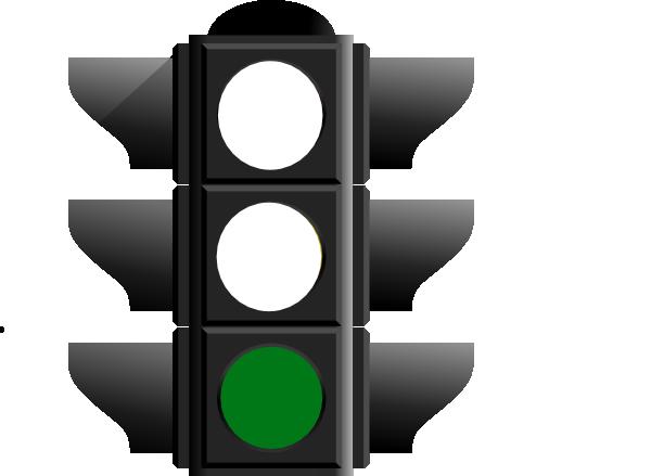 Green Light Clip Art at Clker.com - vector clip art online, royalty ...