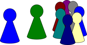 Pawn Group Clip Art
