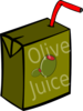 Olive Juice Box Clip Art