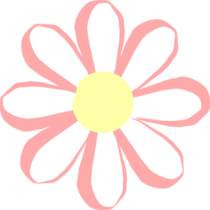Debutante Ball Flower2 Clip Art