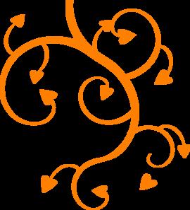 purple heart tree clip art at clker com vector clip art online rh clker com