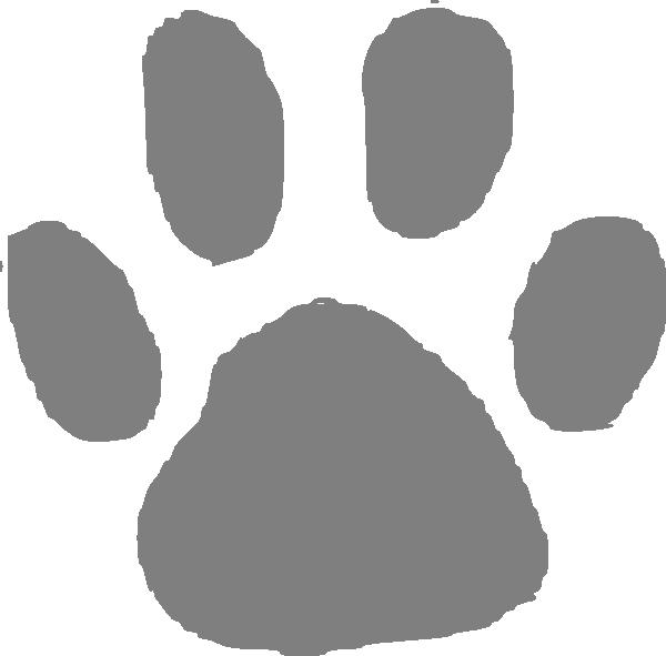 teddy bear paw print clip art - photo #38