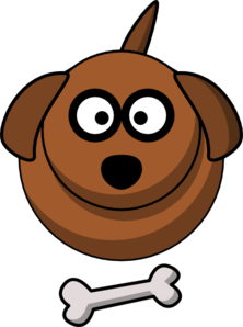 Dog Without Legs Clip Art