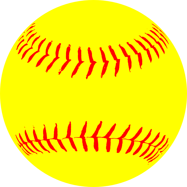 softball clipart free download - photo #2