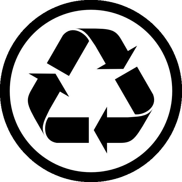 Recycle Symbol Clip Art At Clker Vector Clip Art Online