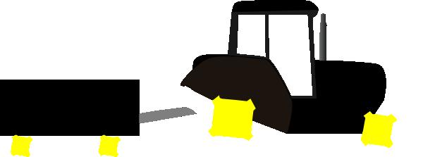 Tractor Cart Clip Art : Tractor cart clip art at clker vector