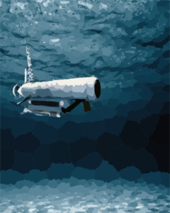 The Remote Minehunting System (rms) Clip Art