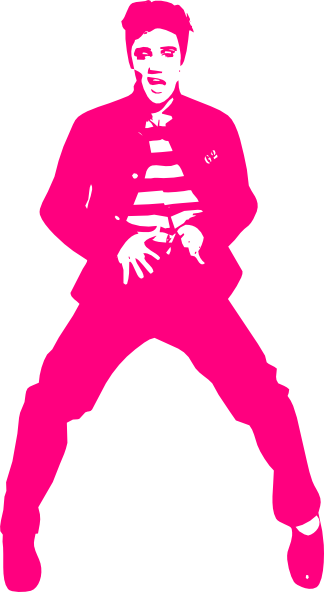 elvis clipart graphics free - photo #16