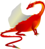 Red Dragon Clip Art