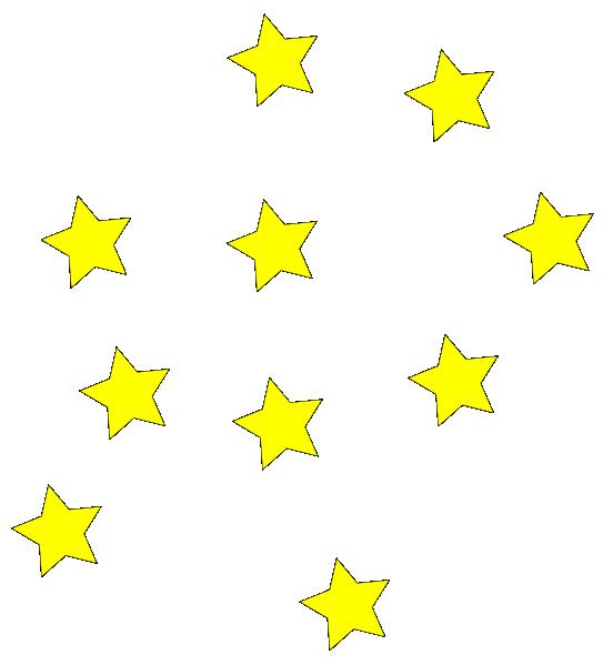 yellow stars clip art at clker com vector clip art online royalty rh clker com yellow shooting star clipart Gold Star Clip Art