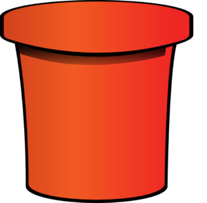 Pail (thanks To Ocal From Http://clker.com) Clip Art