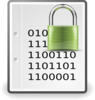 Green Lock Encryption Clip Art