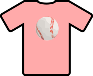 Tball Shirt Design Clip Art