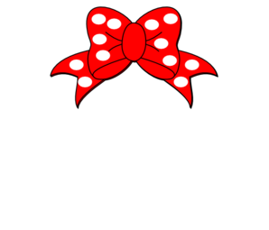 Minnie Mouse White Clip Art