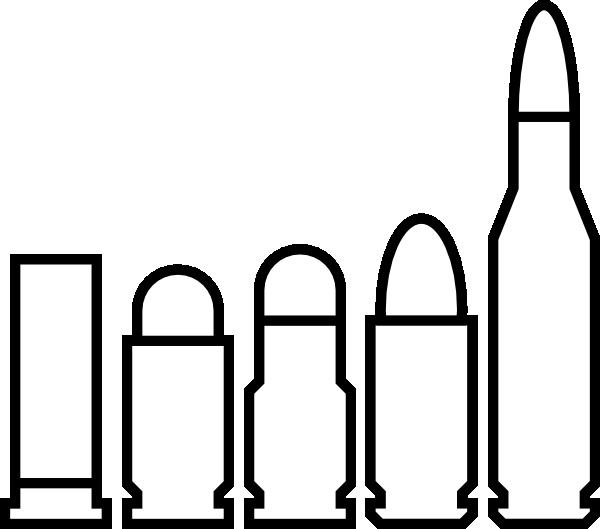 Bullet 3 Clip Art at Clker.com - vector clip art online, royalty free ...