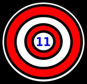 bullseye clip art at clker com vector clip art online royalty rh clker com target bullseye clipart free Bullseye Icon