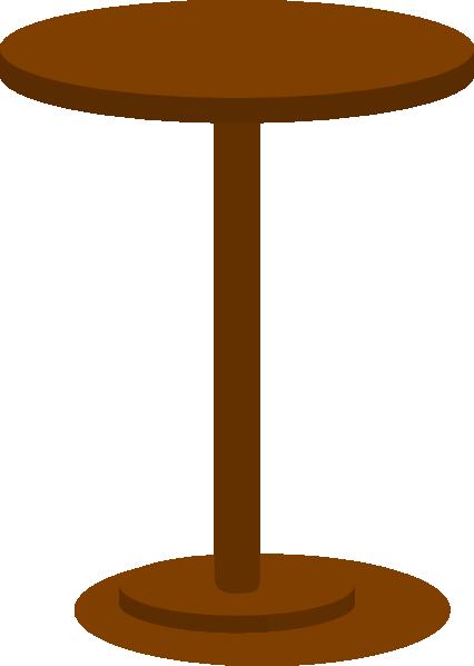 Pub Table Clip Art At Vector Clip Art Online