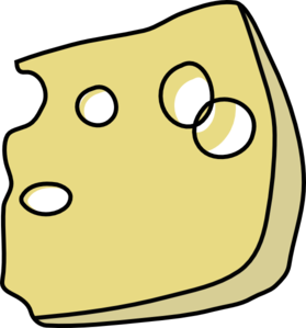 Swissc Cheese Clip Art