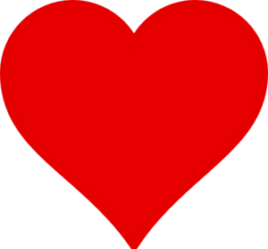 Heart Without Border Clip Art
