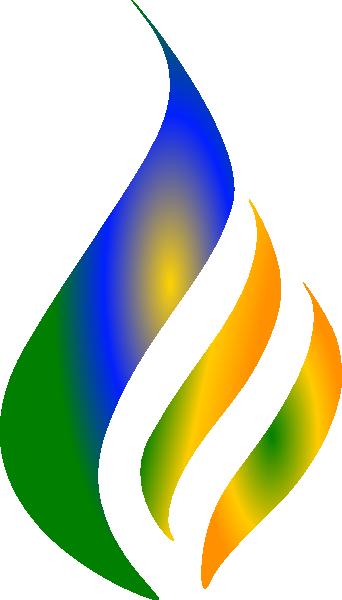 Royalty Free Blue Flame Clip Art, Vector Images ...  Blue Flames Clip Art