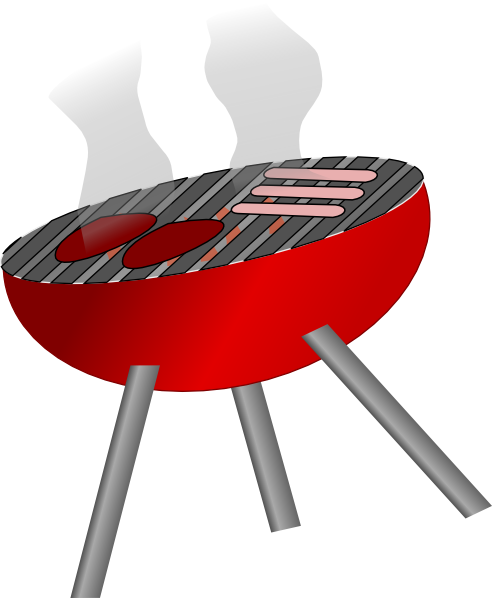 and barbeque graphics clip art collection includes grills dad grilling