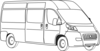 Van For Imagination Connection Clip Art
