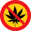 No Cannabis Clip Art