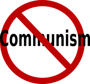 Anti Communism Clip Art at Clker.com - vector clip art online, royalty ...
