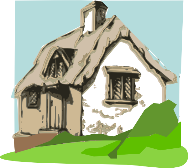 Http Www Clker Com Clipart Cottage 5 Html
