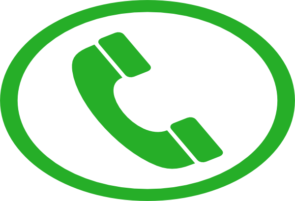Small Phone Icon Clip Art At Clker.com