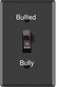Bully Switch Clip Art