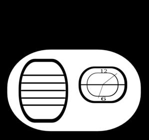 clock radio clip art at clker com vector clip art online royalty rh clker com clip art radio tower clip art radio button