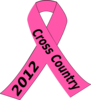Brooks Pink Ribbon Clip Art