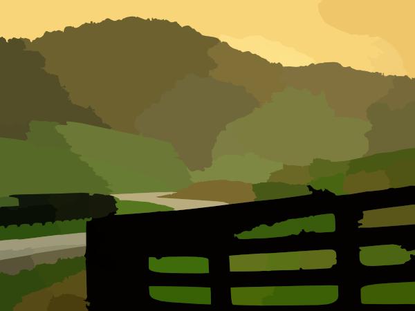 countryside clip art at clkercom vector clip art online