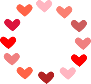 Circle Of Love Clip Art